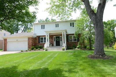Single Family Home For Sale: 7555 Tiki Drive