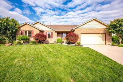 Liberty Twp Single Family Home For Sale: 4665 Stonehaven Drive