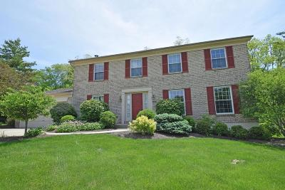 Anderson Twp Single Family Home For Sale: 7803 Woodstone Drive