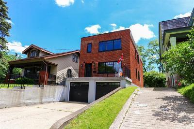 Cincinnati Single Family Home For Sale: 2853 Fischer Place
