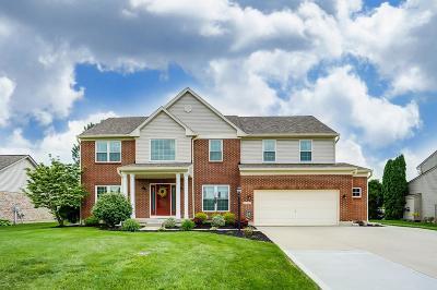 Mason Single Family Home For Sale: 4915 Shagbark Court