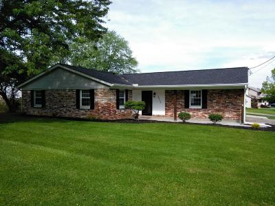 Liberty Twp Single Family Home For Sale: 4212 Stone Meadow Drive