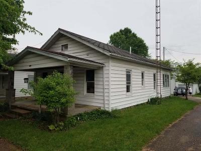 Brookville Single Family Home For Sale: 417 E Eighth Street