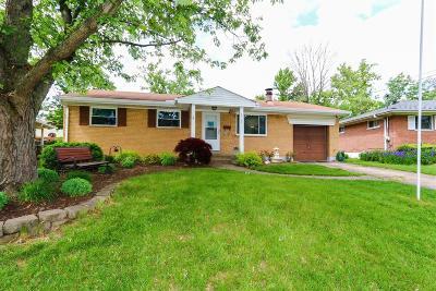 Cincinnati Single Family Home For Sale: 3750 Brockton Drive