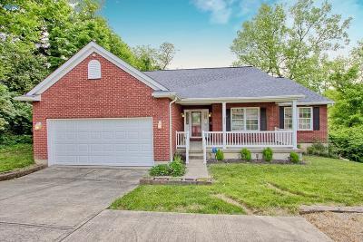 Cincinnati OH Single Family Home For Sale: $204,900