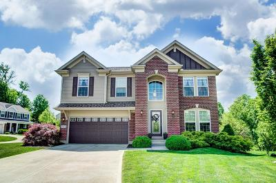 Green Twp Single Family Home For Sale: 7125 Tressel Wood Drive