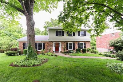 Cincinnati OH Single Family Home For Sale: $339,000