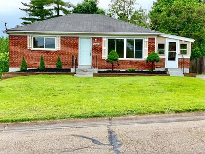 Colerain Twp Single Family Home For Sale: 7145 Broadmore Drive