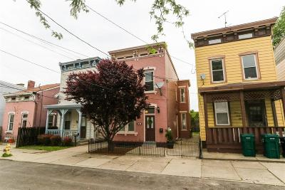 Cincinnati OH Single Family Home For Sale: $120,000