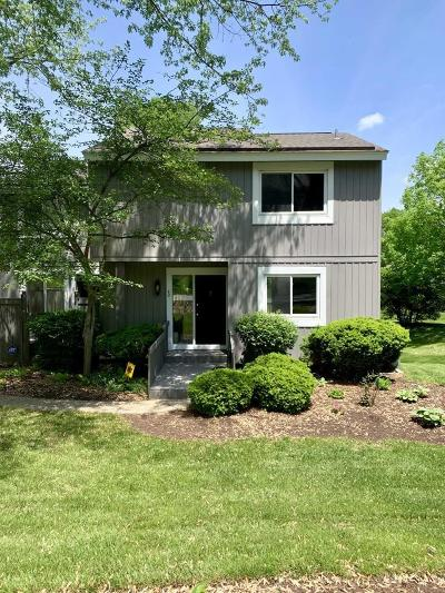 Fairfield Condo/Townhouse For Sale: 40 Twin Lakes Drive