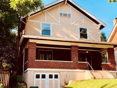 Cincinnati OH Single Family Home For Sale: $229,000