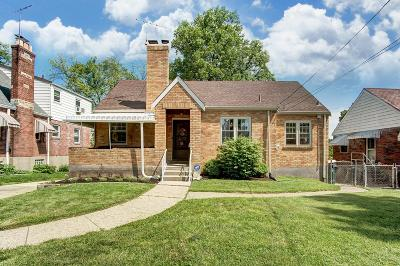 Green Twp Single Family Home For Sale: 4394 Homelawn Avenue