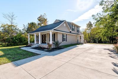 Single Family Home For Sale: 18 Chapel Road