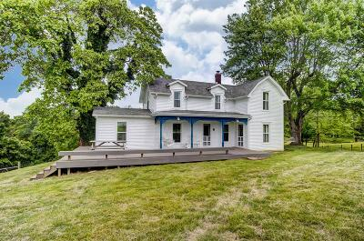 Brown County Single Family Home For Sale: 6144 West Fork Road