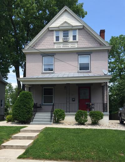 Cincinnati OH Multi Family Home For Sale: $179,900