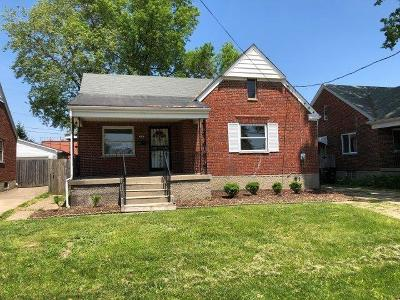 Cincinnati OH Single Family Home For Sale: $59,900
