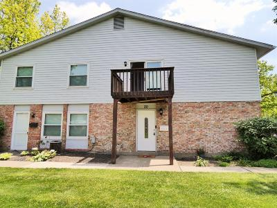 Fairfield Condo/Townhouse For Sale: 20 Today Drive