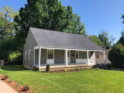 Hamilton Single Family Home For Sale: 1509 Park Avenue