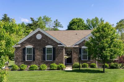 Warren County Single Family Home For Sale: 3472 Renaissance Court