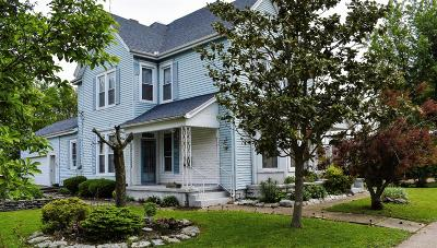 Preble County Single Family Home For Sale: 300 County Line Street