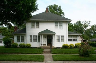 Hamilton Single Family Home For Sale: 1002 Park Avenue