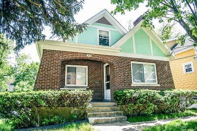 Cincinnati OH Single Family Home For Sale: $135,000