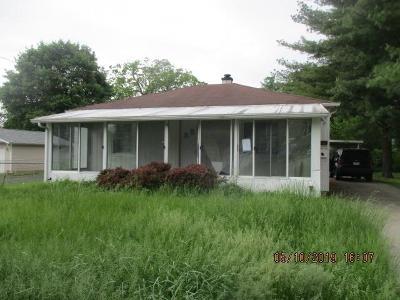 Fairfield Single Family Home For Sale: 630 Blackburn