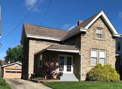 Cheviot Single Family Home For Sale: 3903 Taft Avenue