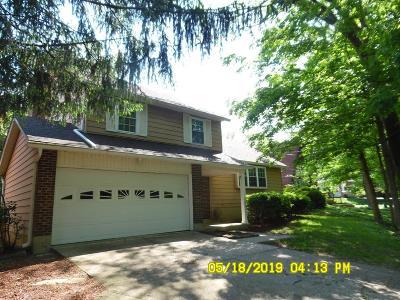 Fairfield Single Family Home For Sale: 3593 Mack Road