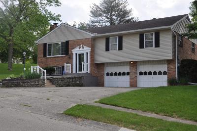 Fairfield Single Family Home For Sale: 2245 Brockton Drive