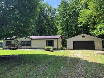 Brown County Single Family Home For Sale: 1664 Pin Oak Lane
