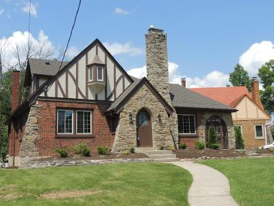 Cincinnati Single Family Home For Sale: 1324 Westminster Drive