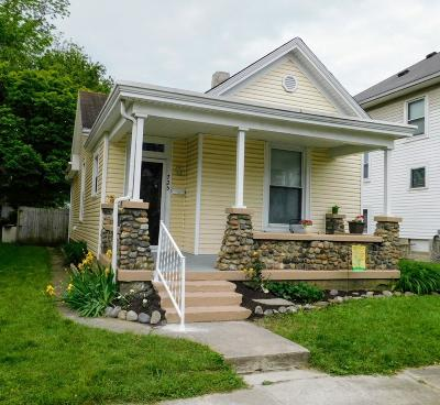 Hamilton Single Family Home For Sale: 725 Ross Avenue