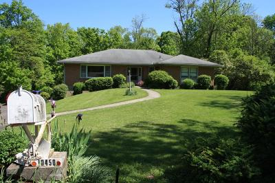 Montgomery Single Family Home For Sale: 10450 Bookmark Place