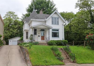 Norwood Single Family Home For Sale: 4029 Crosley Avenue