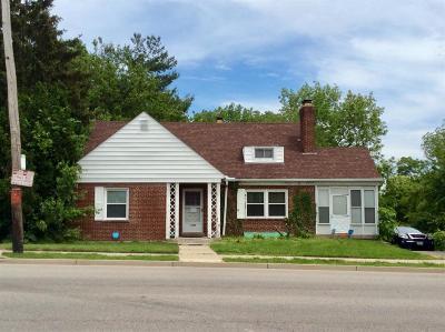 Cincinnati Single Family Home For Sale: 2425 North Bend Road
