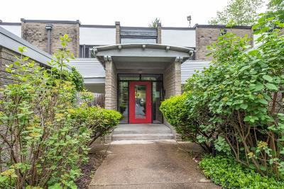 Cincinnati Condo/Townhouse For Sale: 399 W Galbraith Road #103