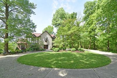 Green Twp Single Family Home For Sale: 2595 Ebenezer Road