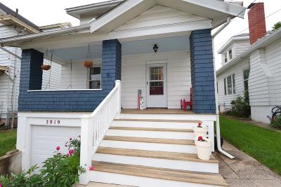Norwood Single Family Home For Sale: 3919 Grove Avenue