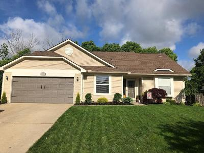 Lebanon OH Single Family Home For Sale: $215,000