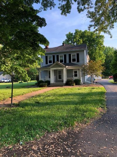 Morgan Twp Single Family Home For Sale: 6523 Okeana Drewersburg Road