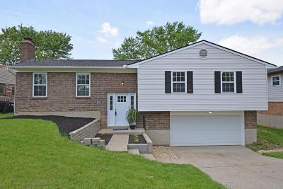 Single Family Home For Sale: 1691 Eight Mile Road