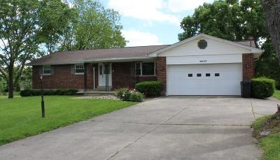 Single Family Home For Sale: 8047 Bethany Road