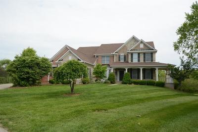 Mason Single Family Home For Sale: 6436 Shady Oak Lane