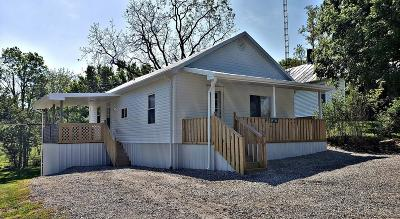 Adams County, Brown County, Clinton County, Highland County Single Family Home For Sale: 29782 St Rt 41