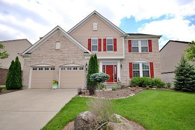 Warren County Single Family Home For Sale: 220 Woodstream Drive