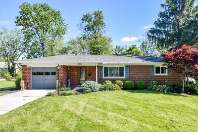 Blue Ash Single Family Home For Sale: 4708 Belleview Avenue