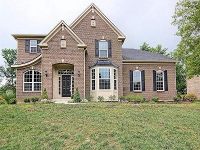 Montgomery Single Family Home For Sale: 8241 Margaret Lane