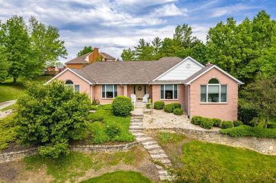 Hamilton Single Family Home For Sale: 941 Cardome Drive