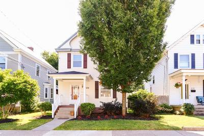 Norwood Single Family Home For Sale: 4104 Elsmere Avenue